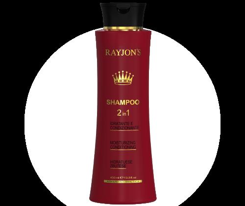 Shampo Rayjons