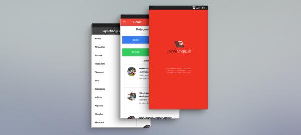 Lajme-Shqip-aplikacion-android